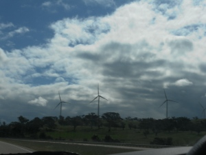 Passing Alternative Energy - in real life
